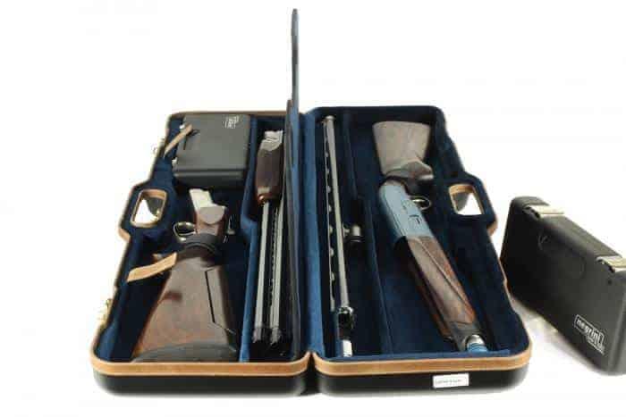 Negrini 1677LX UNICASE interior shotguns