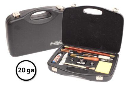 Negrini Gun Cases - Deluxe wood cleaning kit 20ga