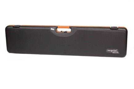 Negrini Gun Cases - Rifle Case - Negrini 1619LX/5287 Single Scoped Rifle Hard Case exterior