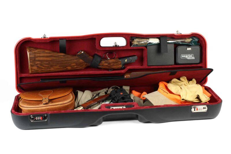 Negrini 1646LR-LUG/5288 Shotgun Luggage - Zoli Shotgun + gear