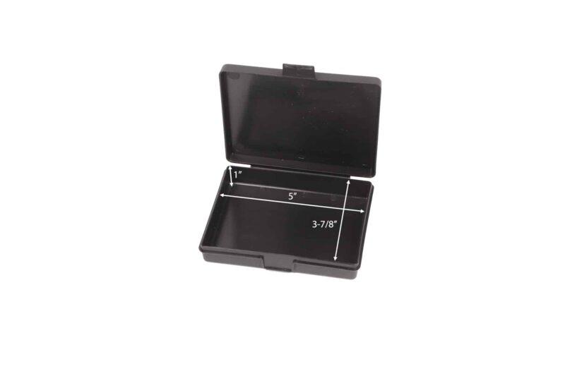 Negrini Accessory Case - 5019V interior dimensions