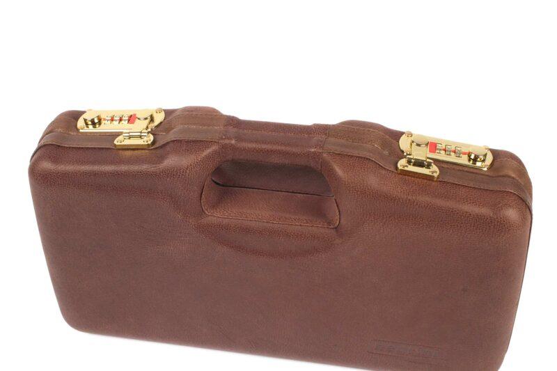 Negrini Handgun Cases - 2018SPL 1911 handgun case locks