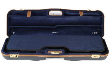 Negrini 1646LX-3C/4879 Three barrel Shotgun Case top dimensons