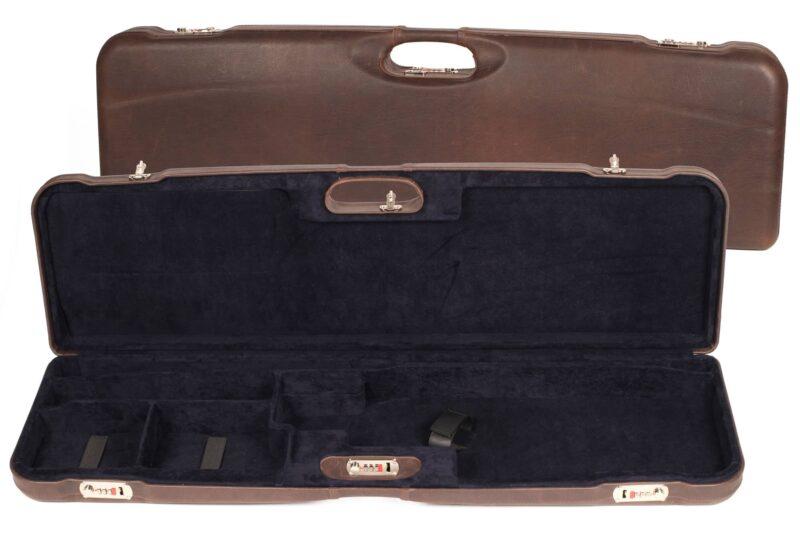 Negrini Trap Single high rib shotgun case - 1657PL/5244