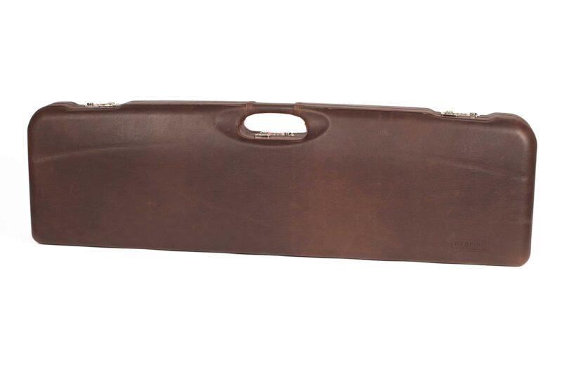 Negrini Trap Single high rib shotgun case - 1657PL/5244 exterior