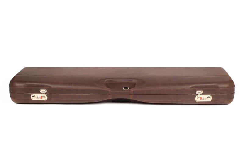 Negrini Trap Single high rib shotgun case - 1657PL/5244 case profile