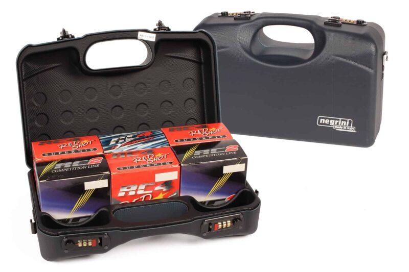Negrini Shotshell Case 21150/4867-TRAC - 150 Shells