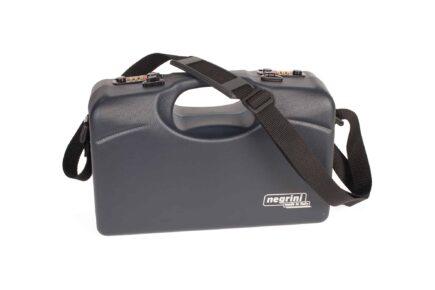Negrini Shotshell Case 21150/4867-TRAC - removable strap