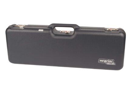 Negrini 1670LR/5436 two gun OU Shotgun Case exterior