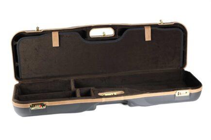 Negrini High Rib Combo Shotgun Case - 1646LX-2C/4765 - interior bottom