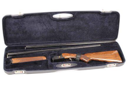 Negrini 1654LR-2C/5464 Sporting Combo Shotgun Case Zoli Expedition Upland Shotgun