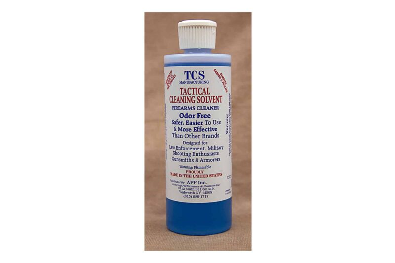 TCS Manufacturing Cleaning Solvent 8oz