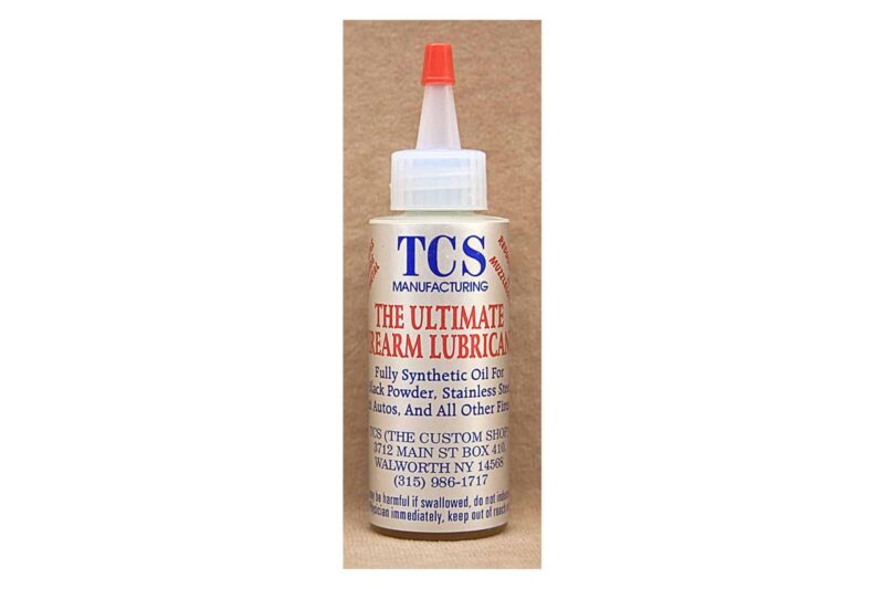 TCS Manufacturing Ultimate Firearms Lubricant 2oz