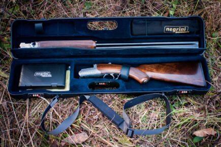 Negrini Uplander Shotgun Case