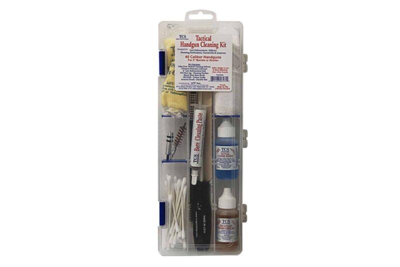 TCS Pistol Cleaning kit