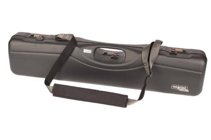 Negrini Upland 20 gauge shotgun case shoulder strap