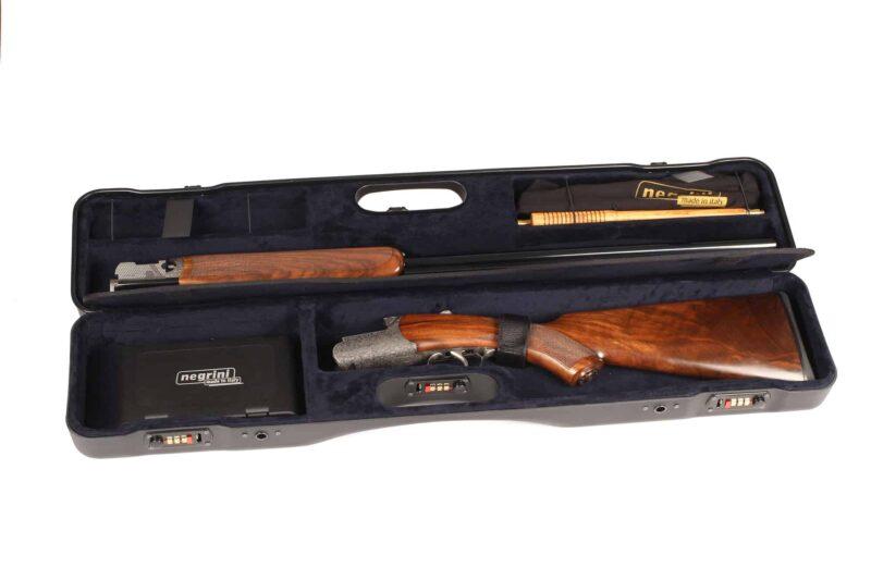 Negrini Upland 20 gauge shotgun case - Zoli Pernice