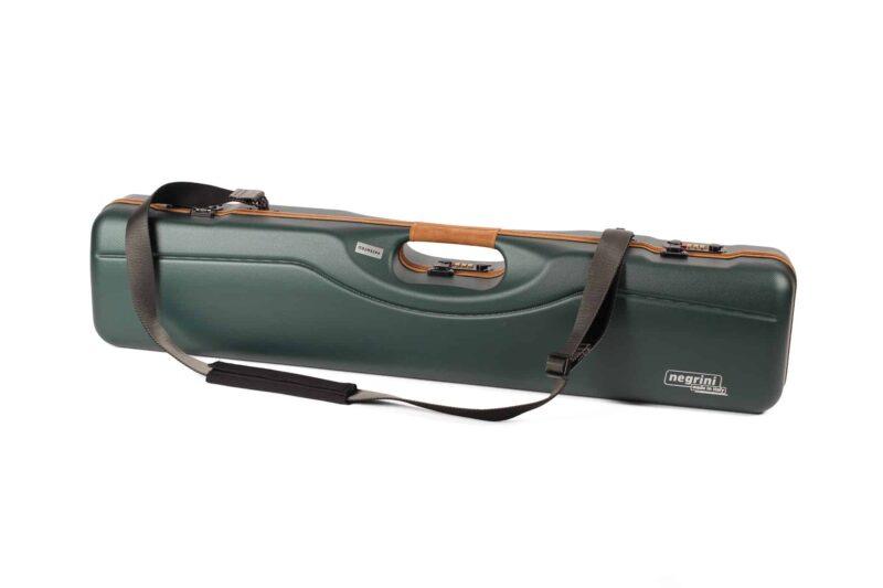 Negrini Uplander Shotguns Case - exterior with QD Strap
