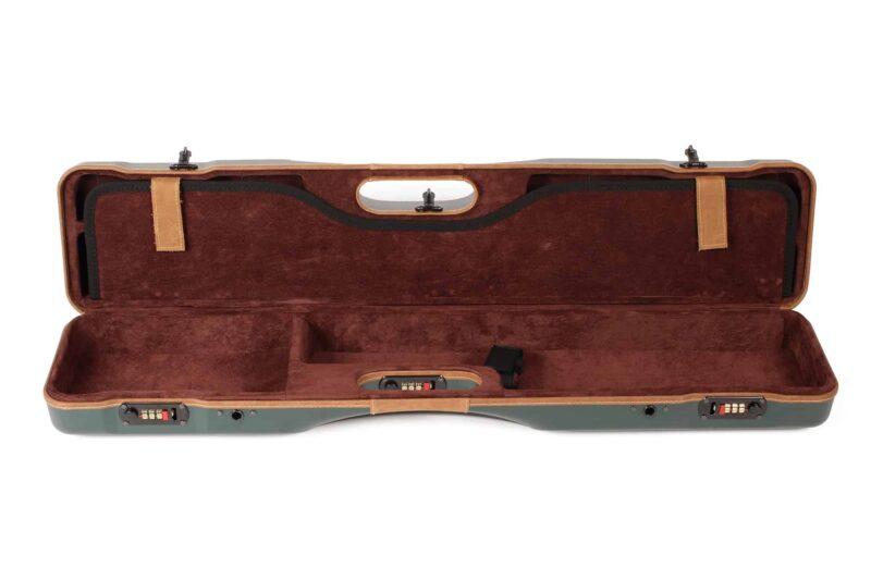 Negrini Uplander Shotguns Case - interior bottom