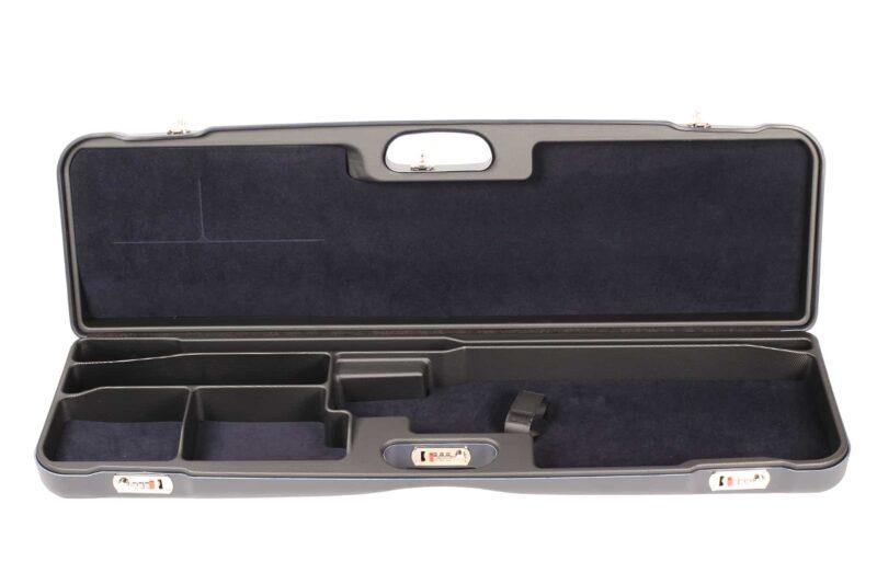Negrini 1657R High Rib Trap Shotgun Case interior