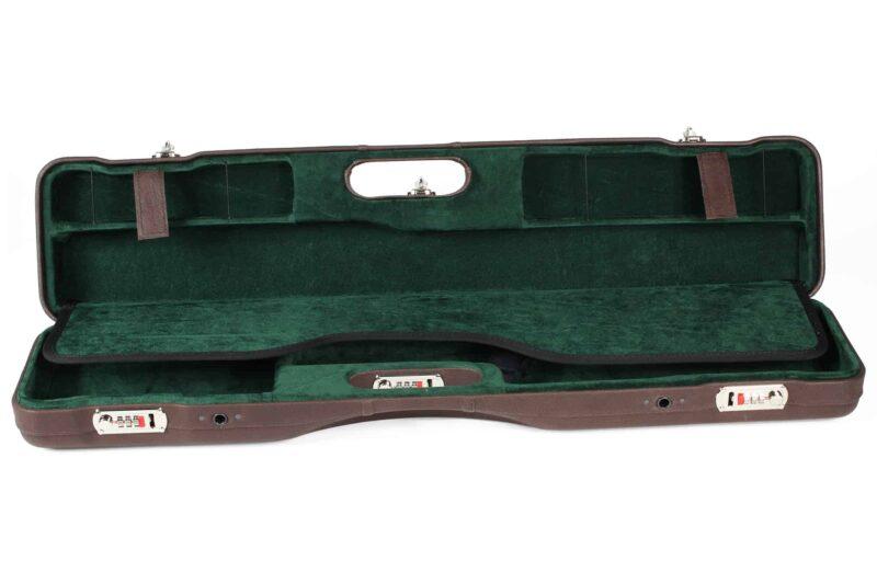 Negrini Luxury Leather Uplander Hunting Case interior top