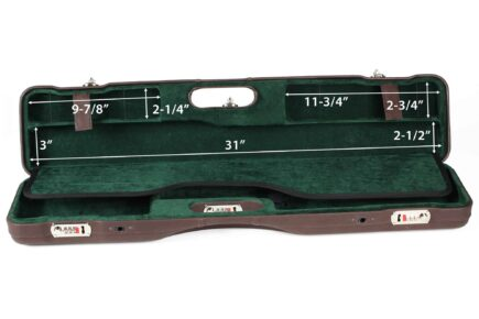 Negrini Luxury Leather Uplander Hunting Case top dimensions