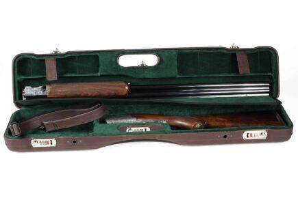 Negrini Luxury Leather Uplander Hunting Case Zoli Uplander