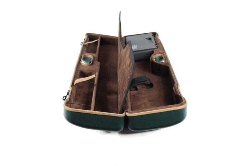 Negrini Deluxe UNICASE Shotgun Case - divider wall
