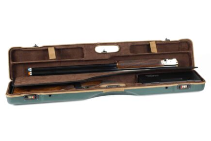 Negrini Deluxe UNICASE Shotgun Case - Zoli Pernice Over Under