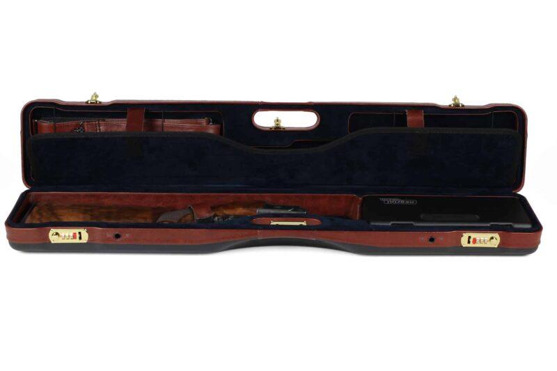 Negrini 16406PLX-UNI Universal Shotgun Case interior Zoli Z-Sport