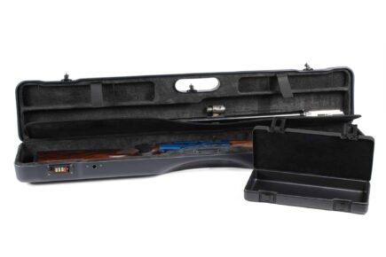 Negrini UNICASE Luxury Shotgun Case Beretta A400 Shotgun