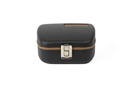 Negrini Shooting Glasses Case - front latch