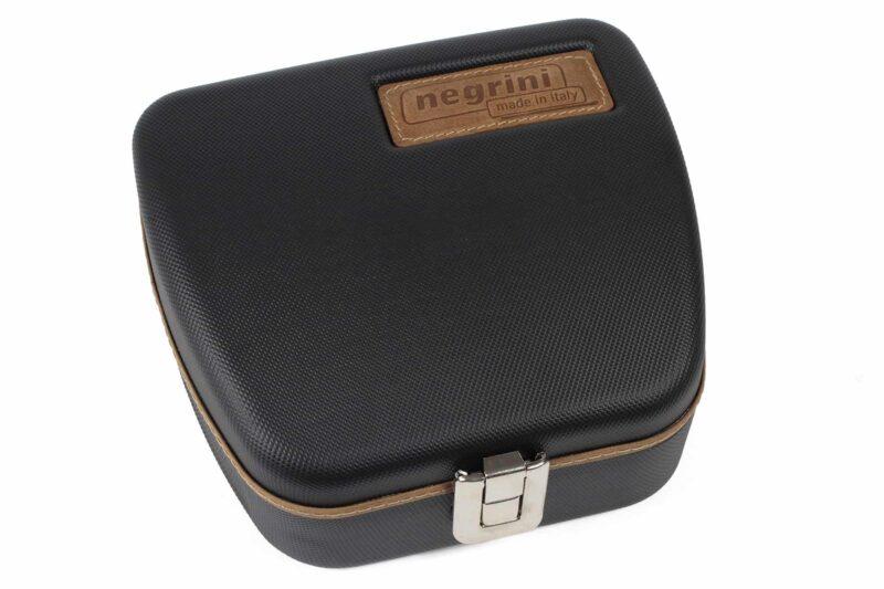 Negrini Shooting Glasses Case - top