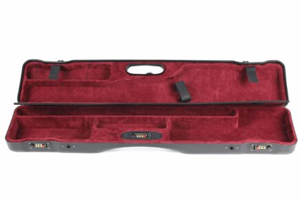 Negrini 16407LR/RIFLE Compact Single Shot Stutzen Rifle Case interior top