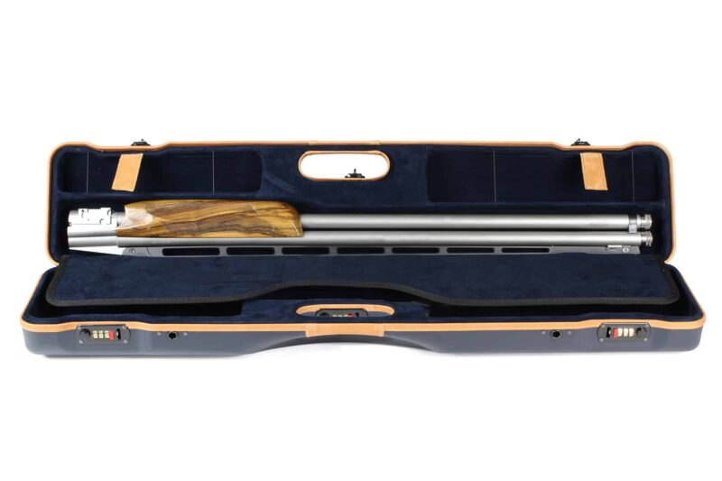 Negrini 16407LX/5643 Compact Sporting Shotgun Case adjustable high rib Kolar Barrel