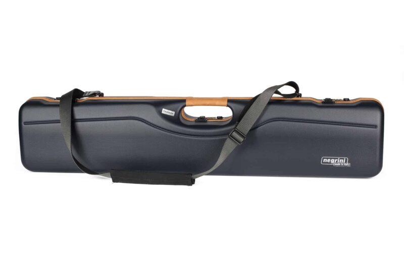 Negrini 16407LX/5643 Compact Sporting Shotgun Case exterior