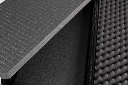 Negrini Die-cut Rifle Case - 1640C-ISY foam