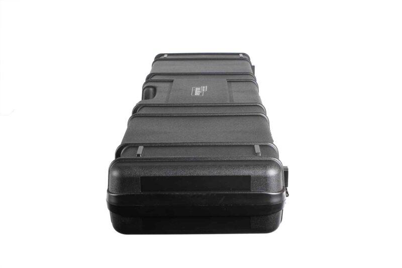 Negrini Die-cut Rifle Case - 1640C-ISY side profile