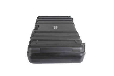 Negrini Tactical Die-cut Carbine Rifle Case - 1690ISY side profile
