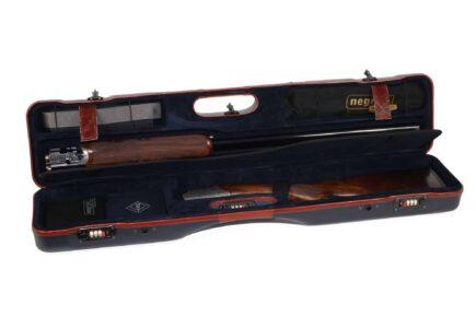 Negrini 16405LX/5708 Uplander Travel Shotgun Case with Zoli Pernice