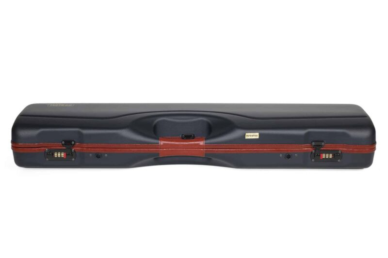 Negrini 16405LX/5708 Uplander Travel Shotgun Case top profile