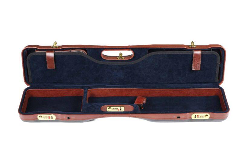 Negrini 16405PLX Uplander Shotgun Case interior bottom