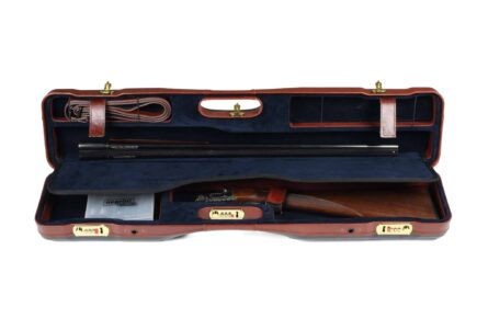 Negrini 16405PLX Uplander Shotgun Case Fausti side by side