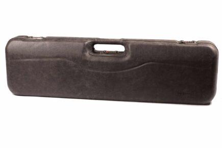 Negrini 1621BPL Luxury Leather Hunting Shotgun Combo Case exterior