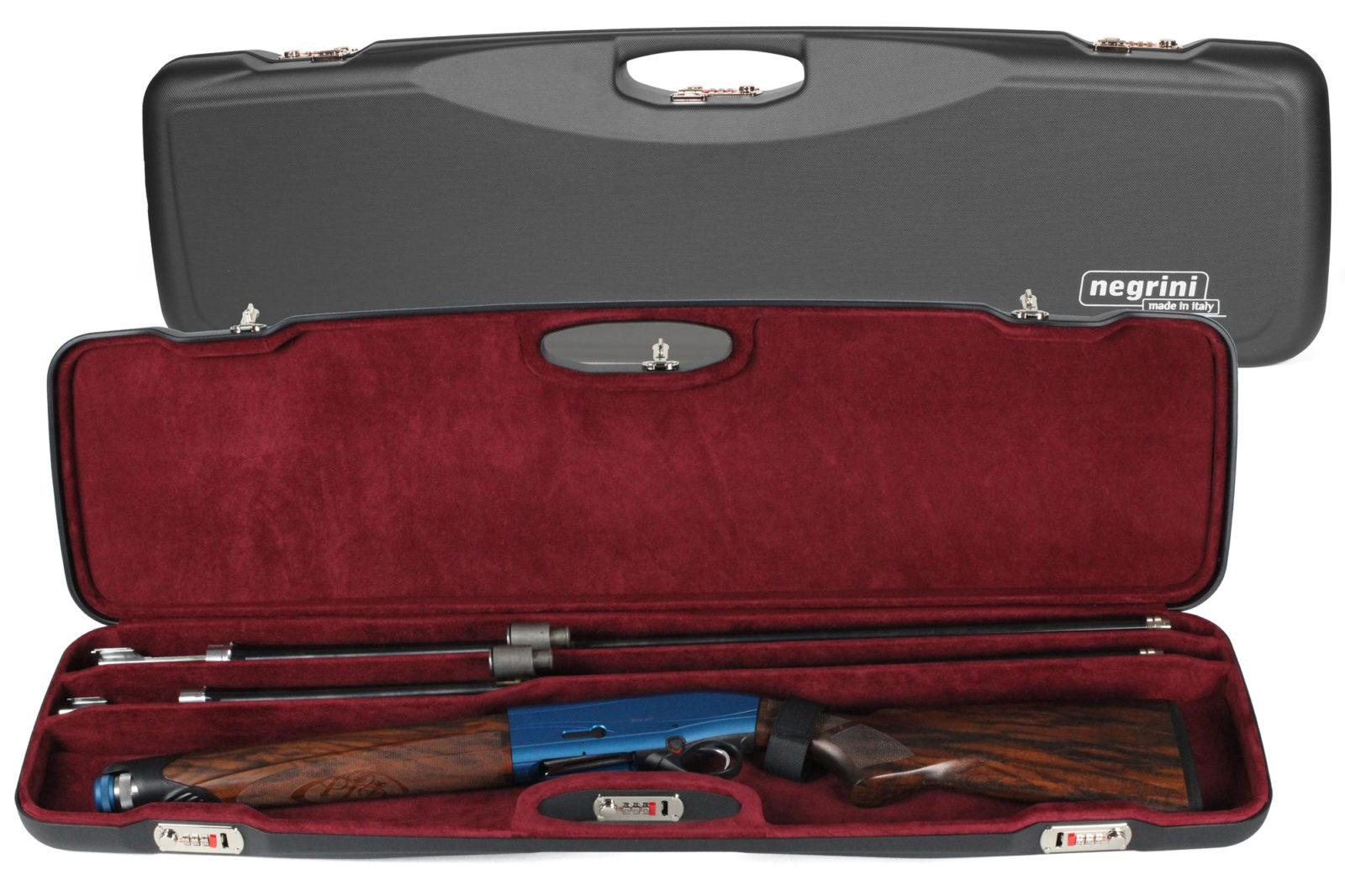 1607A-2C Two Barrel Semi-Auto Case