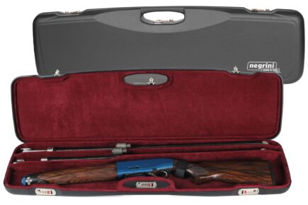 1607A-2C Two Barrel Semi-Auto Case