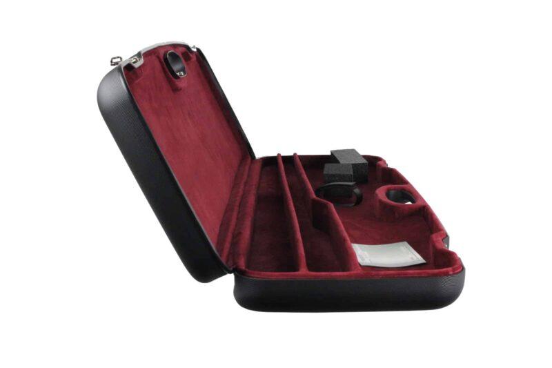 Negrini 1607ALR-2C Autoloader Combo Travel Case - side interior