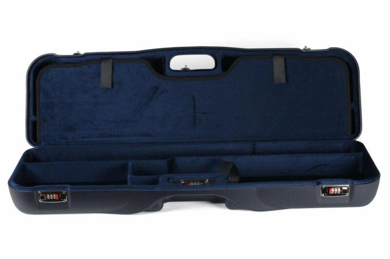 Negrini 1646LR-2F/4980 Sporting Two Shotgun Case - interior bottom