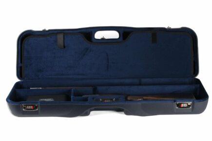 Negrini OU/SxS Two Sporting Shotgun Takedown Shotgun Case - Shotgun bottom