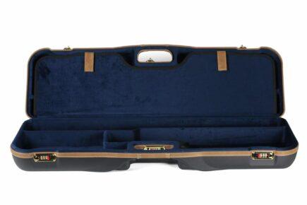Negrini 1646LX-2F/4760 OU/SxS Deluxe Two Sporting Shotgun Takedown Shotgun Case - interior bottom